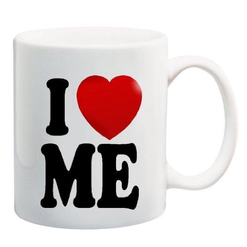 "Modern Family ""I Love Me"" Ceramic Coffee Mug"