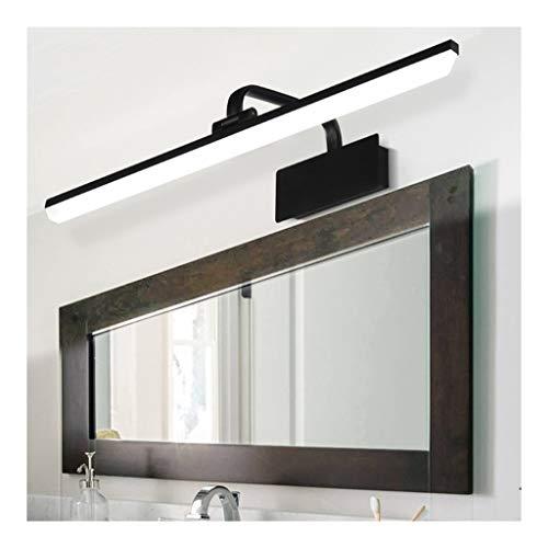 MJJ- Espejo de Baño con Iluminación LED Cuarto de baño WC llevó la delantera de espejo luz de la habitación Tocador de maquillaje de la lámpara Inicio Sala Corredor Mural Display iluminación de la lám