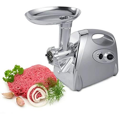 Máquina Moer, Moedor De Carne Elétrico - Faz Linguiça