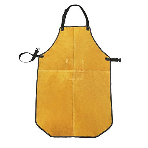 Profi Arbeitsschürze Schweißschürze Grillschürze Kochschürze Latzschürze Tasche