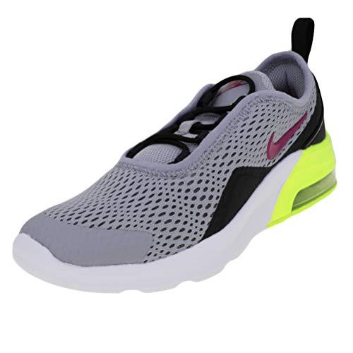 Nike Air Max Motion 2 (pse), Scarpe da Atletica Leggera Bambino, Multicolore (Wolf Grey/Rush Pink/Anthracite/Black 000), 29.5 EU