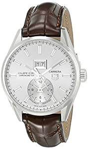 Tag Heuer Carrera Men's Automatic GMT Watch WAR5011.FC6291 Find Prices and For Your and review