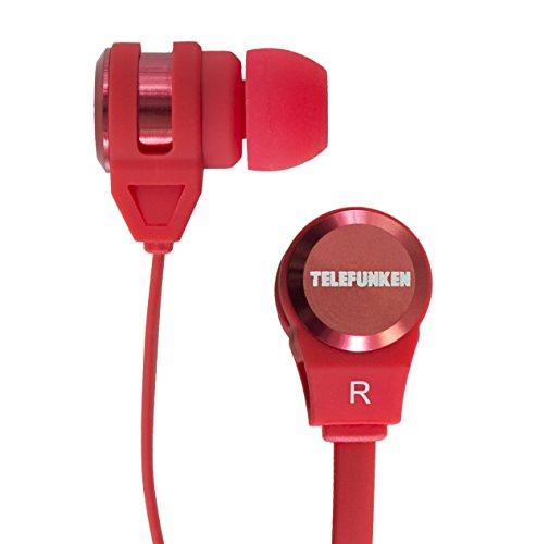 Telefunken KH2001 In-Ear-Kopfhörer (1,2 m Kabel)