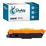 Donkey pc - Toner Compatible TN-247BK TN247BK TN-243BK TN243BK para Brother HL-L3210CW HL-L3230CDW HL-L3270CDW MFC-L3710CDW MFC-L3750CDW MFC-L3770CDW MFC-L3730CDW DCP-L3510CDW DCP-L3550CDW TN247 3000p
