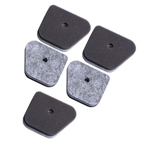 Sharplace 5X Filtre à Air pour Coupe-Bordure STIHL Fs87 Fc100 Fc110 Fc90 Hl100 Hl90