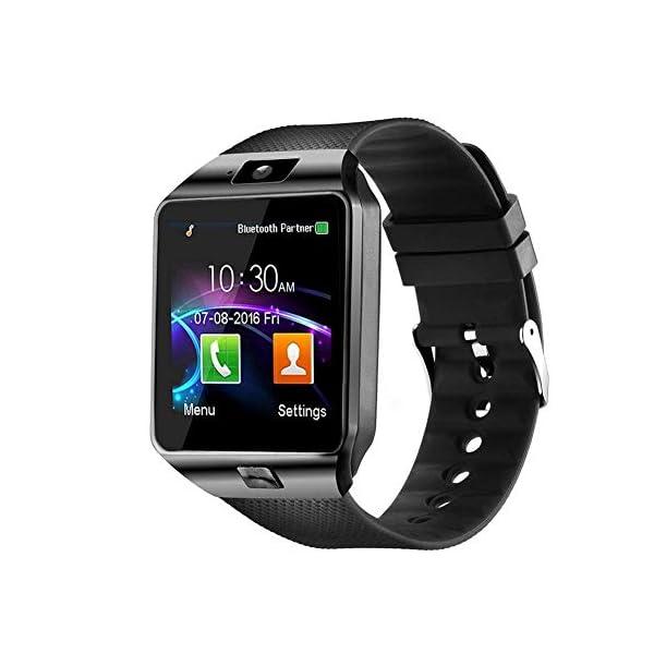 Fashion Shopping Padgene Bluetooth Smartwatch,Touchscreen Wrist Smart Phone Watch Sports Fitness Tracker
