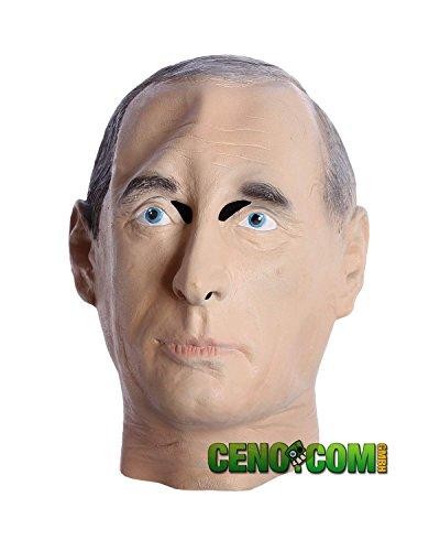 Putin Maske Latexmaske Politiker Latex Wladimir Präsidentenmaske Promi Maske