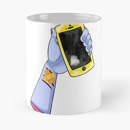 Amnautical Selfie Millennial Harm Cell Phone Self Culture Best 11 oz Kaffeebecher - Nespresso Tassen Kaffee Motive
