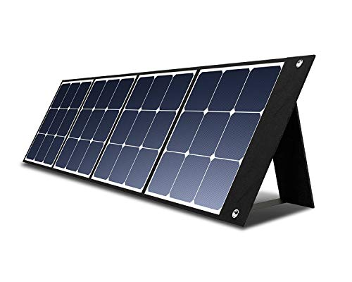 PowerOak SP120 120W faltbares Solarmodul mit monokristallinem Sunpower Back-Contact-Zellen-Panel