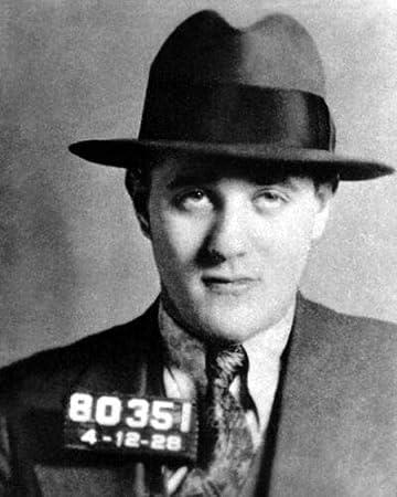 BUGSY SIEGEL FBI WANTED POSTER 8X10 PHOTO MAFIA MOBSTER GANG GANGSTER LAS VEGAS