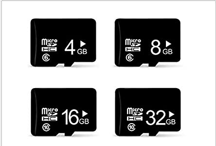TiooDre Memory Card  8 16 32GB  Class High Speed Memory Card for Smart...