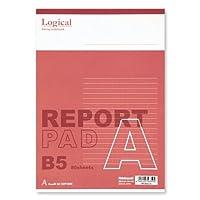 ナカバヤシ スイング ロジカル レポートパッド/B5/A罫 RP-B501A
