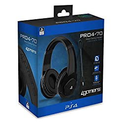 Inline volume control for simultaneous Chat & Game sound adjustment Flexible Boom Microphone and Mic Mute option Adjustable padded headband Soft padded ear cushions 1.2 Metre Cable with 3.5mm jack connection cable / 40mm Speaker Drivers.