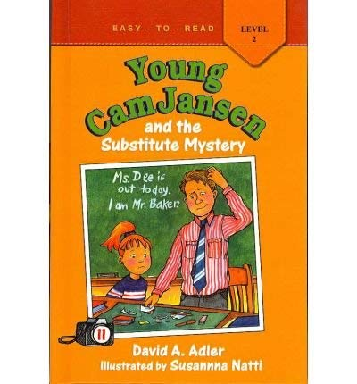 Young CAM Jansen and the Substitute Mystery (Puffin Easy-To-Read)の詳細を見る