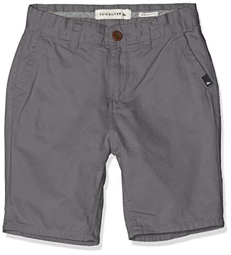 Quiksilver Jungen Everyday Chino Light Walk Shorts, Quiet Shade, 26/12