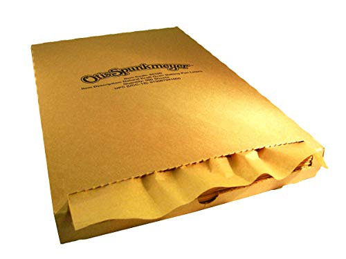 Otis Spunkmeyer Package of 500 Parchment Paper Tray Pan Sheet Liners