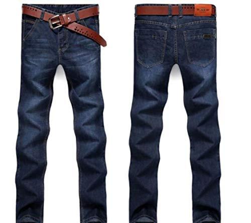 TOSISZ Men's Fashion Jeans Jeans For Young Men Sale Men's Pants Casual Slim Cheap Straight Trousers