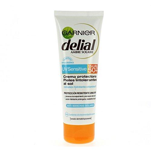 Garnie Ambre Solaire UV Sensitive Crème Protectrice Ultra 50+