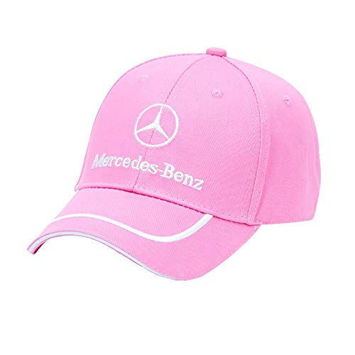 Funsport Baseball Cap Hat with Car Emblem Unisex Baseball Cap for Mercedes-Benz Accessories Blue