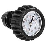 Samfox Manómetro, Barómetro Manómetro de Aire para Bote Inflable Kayak 25PSI 1.6BAR