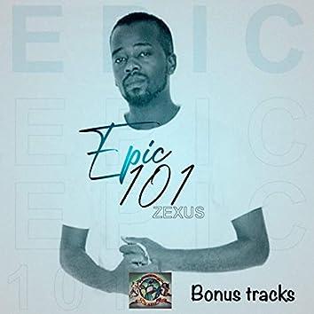 Epic 101 (Bonus Tracks)