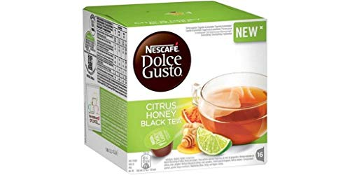 Dolce Gusto Citrus Honey Black Tea (lot de 64 capsules)