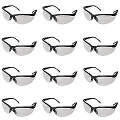 Kurtzy 12-er Pack Schutzbrillen mit