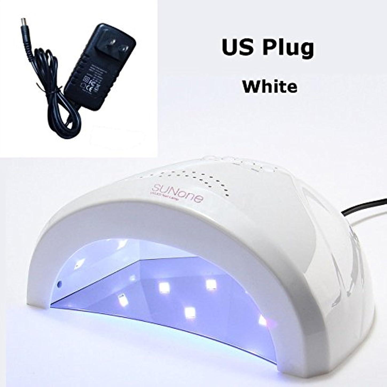 手数料テレックスが欲しいプロフェッショナル LED UV ネイル ドライヤー ゲル ポリッシュ ランプ 光硬化 マニキュアマシン48W ジェルネイル 手と足両用 乾燥用 速乾性 タイマー付き ー