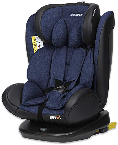 Playxtrem 231106 870 - Silla de coche multigrupo, unisex, color roll