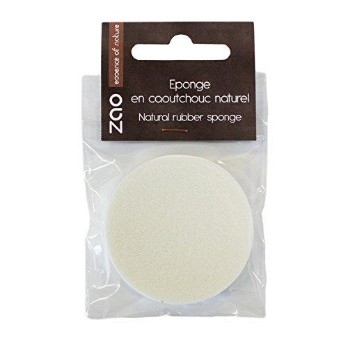 ZAO MAKE UP - Accessoire Maquillage - EPONGE CAOUTCHOUC NATUREL