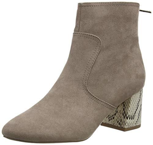 Dorothy Perkins Adda Snake Heel Ankle Boots voor dames Enkellaars.