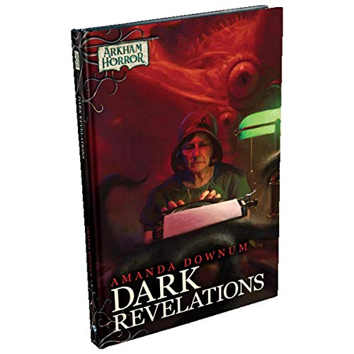 Fantasy Flight Games Arkham Horror: Dark Revelations Novella