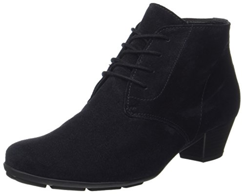 Gabor Shoes Damen Basic Stiefel, Blau (16 Pazifik), 38.5 EU