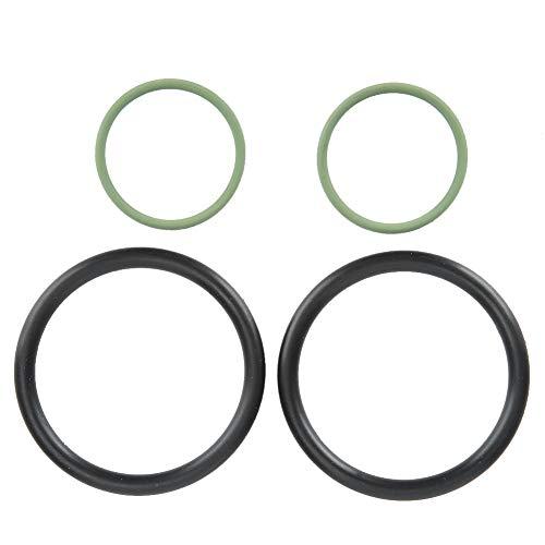 4 Stücke Magnetdichtringe, Magnetventil Dichtring Reparatur Upgrade Kit Fit für Vanos N40 N42 N46 N45 für E46 E60N E81 E83 E87 E88 E90