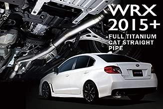 Tomei Expreme Titanium Cat Straight Pipe for Subaru WRX 2015+ USDM FA20DIT