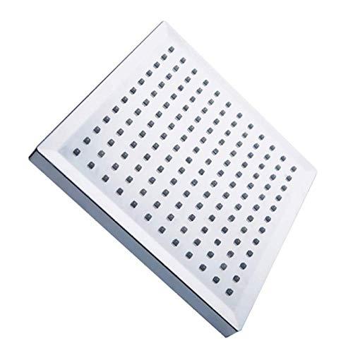 Giow Duschkopf Moderne LED Farbwechsel Wasser Leuchten Quadratische Form Regen Bad Duschkopf Bad...