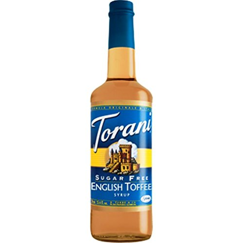 Torani Sirup English Toffee zuckerfrei 750 ml