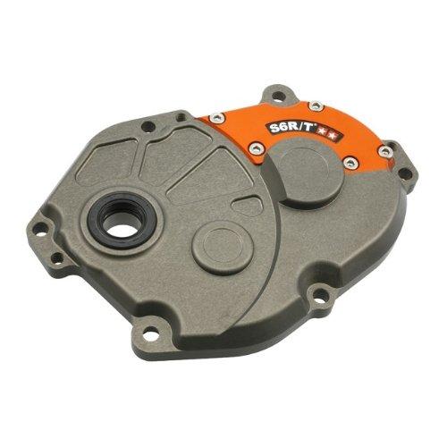 Getriebedeckel STAGE6 verstärkt für YAMAHA Aerox 50 Cat (ab Bj. 2003) Typ:SA14