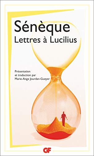 Lettres à Lucilius (1-29)