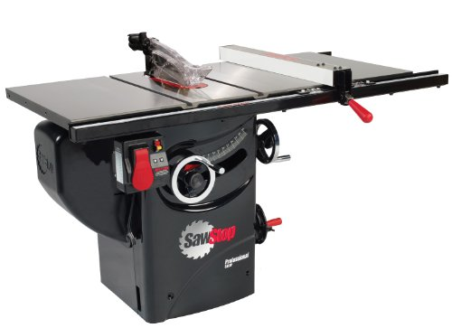 SawStop 10-Inch Professional Cabinet Saw, 3-HP,...