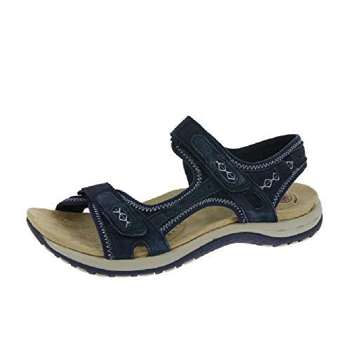 Earth Spirit Frisco Women's Sandals - SS21-6 - Navy Blue