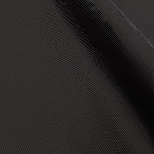 Oeko-Tex® Rhadamé Nalu - Podszewka/tkanina podszewkowa/podszewka wiskozowa - Czarny - Na metry