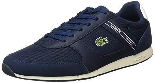 Lacoste Herren MENERVA Sport 0120 1 CMA Sneaker, Blau NVY Wht, 40 EU
