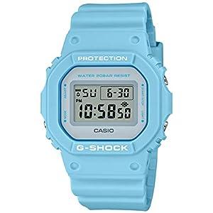 [カシオ] 腕時計 ジーショック スプリングカラー DW-5600SC-2JF メンズ ブルー