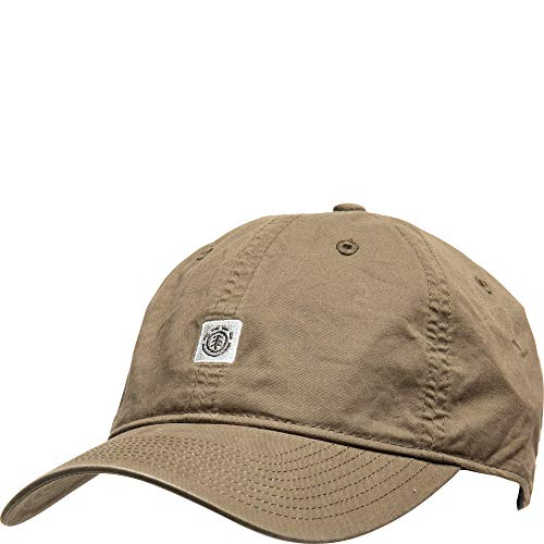 Element - Gorra de hombre estilo SnapbackFluky Dad (Army), talla única
