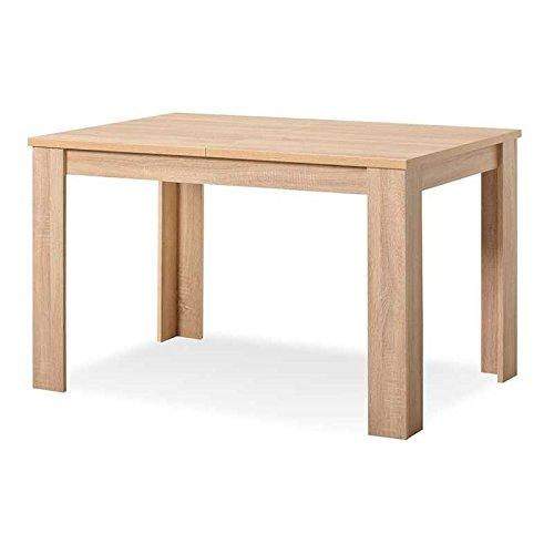 Mueble Mesa de Comedor, Mesa Comedor Color Roble, Mesa Plegable de Comedor,...