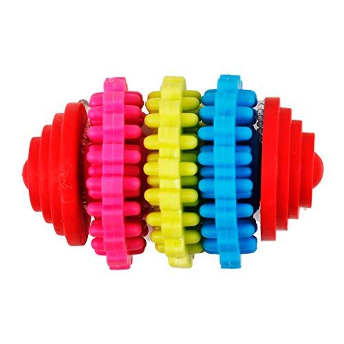 Koningin Boetieks Regenboog Stick Molar Bone Puppies Speelgoed Tandpasta Tandenpoetsen Speelgoed