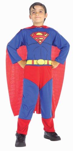 Rubie's-déguisement officiel - Superman - Costume Kit Blister Superman - I-5255