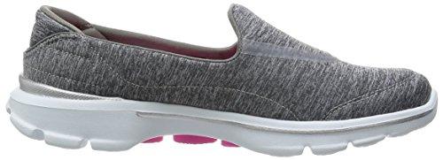 Skechers Performance Women's Go Walk 3 Reboot Walking Slip-On Shoe