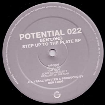 Step Up To The Plate EP